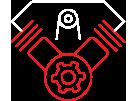 Engine Service Icon